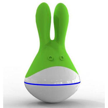 Sweet Odeco, зеленый Мощный массажер с сенсорным управлением