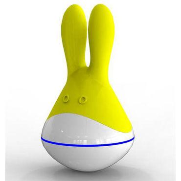 Sweet Odeco, желтый Мощный массажер с сенсорным управлением