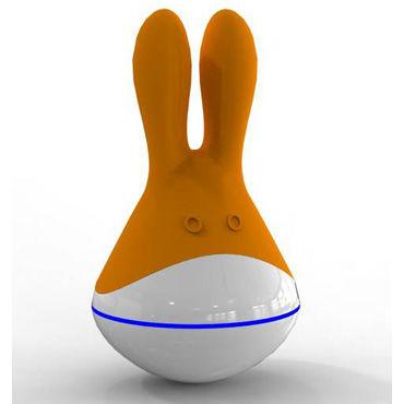 Sweet Odeco, оранжевый Мощный массажер с сенсорным управлением