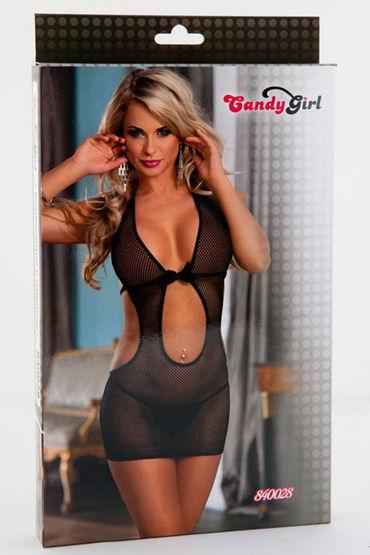 Candy Girl Комбинация со шнуровкой Стринги в комплекте