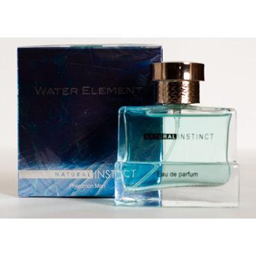 Natural Instinct Water Element для мужчин, 100мл Духи с феромонами