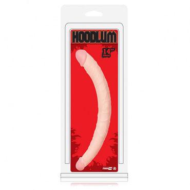 NMC Hoodlum, 36см Двойной фаллоимитатор