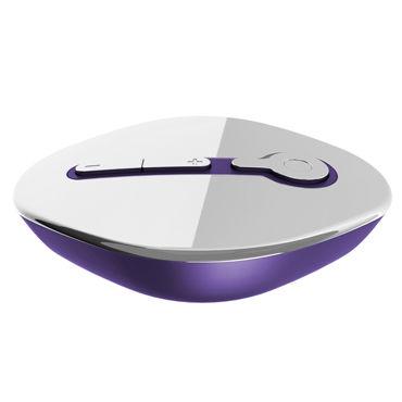 Ovo R6 Виброяйцо, фиолетовое На дистанционном управлении