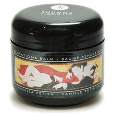 Shunga Sensations Balm, 60мл Мужской бальзам, снижающий ощущения, ваниль