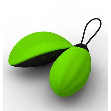 Odeco Bibi, зеленый Виброяйцо с дистанционным управлением