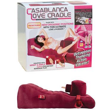 Tonga Casablanca Love Cradle Надувная кровать с фаллоимитатором
