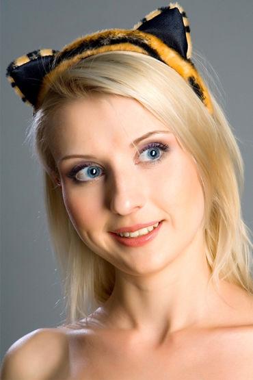 Flirt On ободок Тигриные ушки