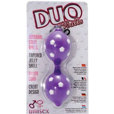 Dream toys шарики, сиреневые, Вагинальные