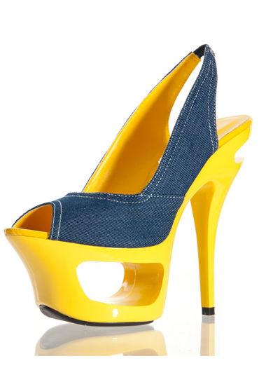 Erolanta туфли Яркие стильные босоножки
