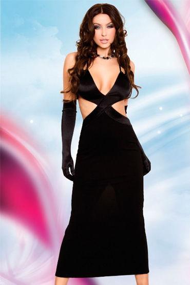 Soft Line платье, Длинное, с оголенной спиной - Размер S от condom-shop.ru