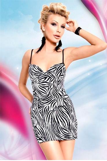 Soft Line Sally, Платье с открытой спиной, на шнуровке - Размер S-M от condom-shop.ru
