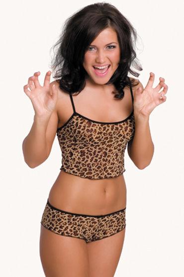Erolanta Топ+шортики леопардовые Collection 2012