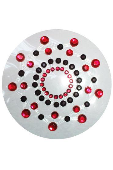 MyWorld пэстисы, черно-красные, Красивое украшение