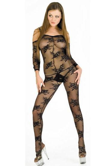 Erolanta костюм-сетка, С оригинальными рукавами - Размер Универсальный (XS-L)