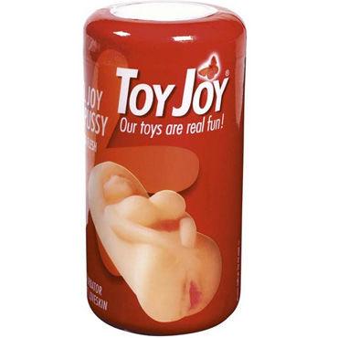 Toy Joy Travel Cyber Pussy, Компактный мастурбатор