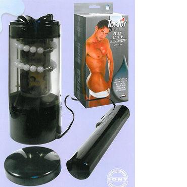 Toy Joy вибростимулятор, С бусинами