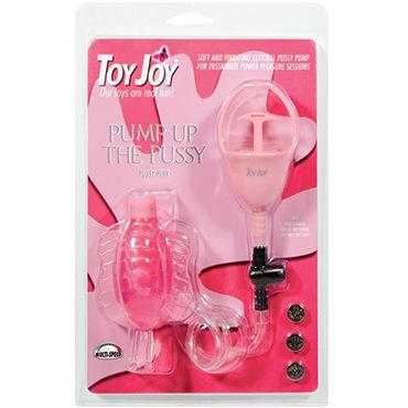 Toy Joy помпа для вагины С вибратором
