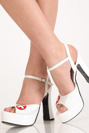 Erolanta туфли Для образа медсестры