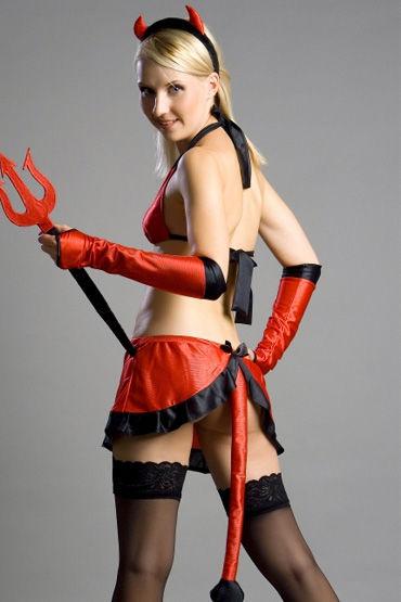 Flirt On Demonia Озорной наряд дьяволицы