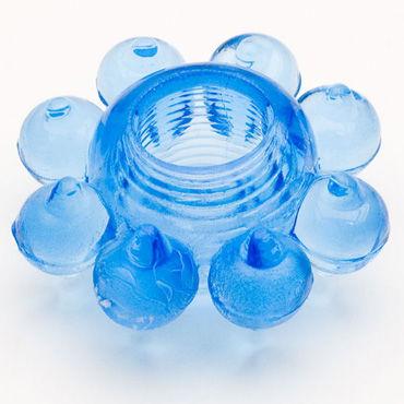 Toyfa кольцо, синее, Гелевое, эрекционное