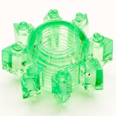 Toyfa кольцо зеленое, Гелевое