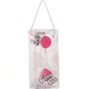 Sexus Funny Five шарики розовые Вагинальные