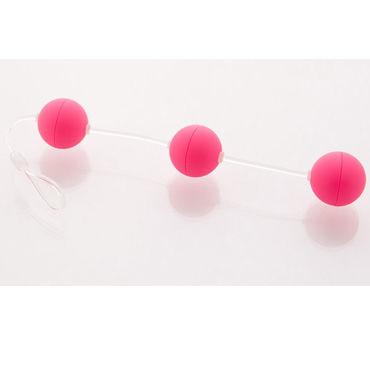 Sexus Funny Five шарики розовые Анальные