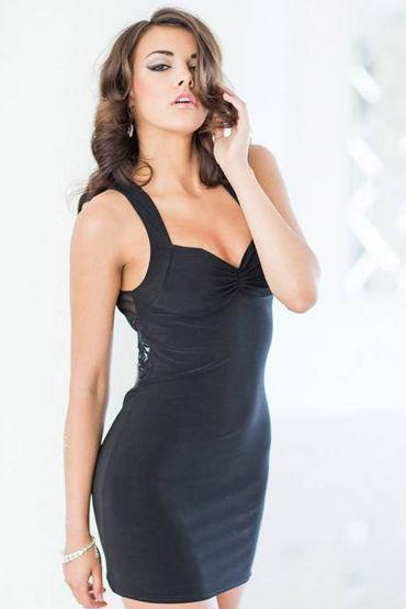 Soft Line платье, С красивым вырезом на спине - Размер S-M