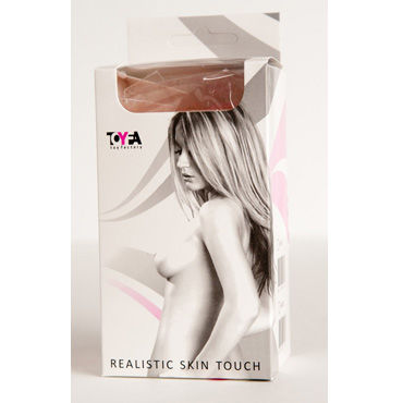 Toyfa мастурбатор, телесный Для вагинального секса, с пупырышками