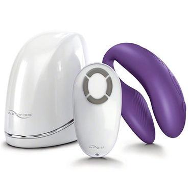 We-Vibe 4, фиолетовый Вибромассажер для пар №1