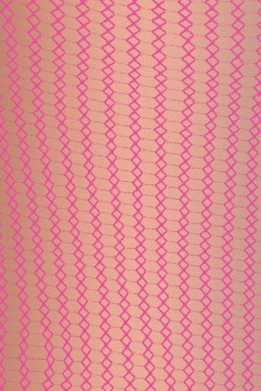 Erolanta кэтсьюит, розовый С вырезом open-crotch