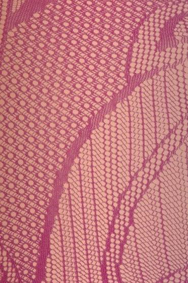 Erolanta платье, фиолетовое C изящным орнаментом