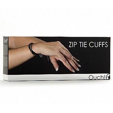 Ouch Zip Tie Cuffs Регулируемые наручники