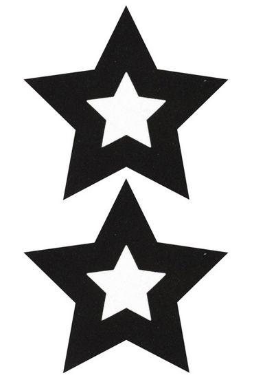 Ouch Nipple Stickers Пэстисы в виде звездочек
