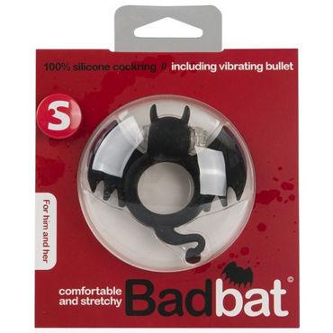 S-Line Bad Bat Виброкольцо в виде летучей мыши