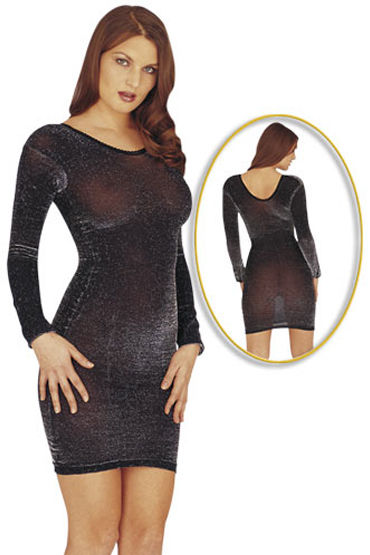 Cottelli платье С серебристым блеском