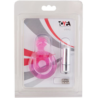 ToyFa эрекционное кольцо, С рельефной поверхностью