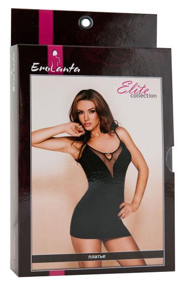 Erolanta Мини платье С открытой спиной