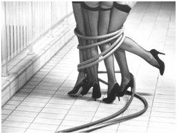 связывание в BDSM