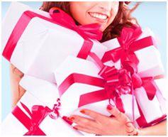 радость от эротического подарка