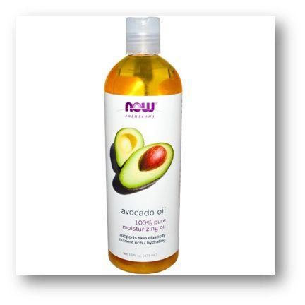 масло из эфирных масел авокадо