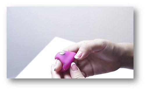вибратор на пальчик