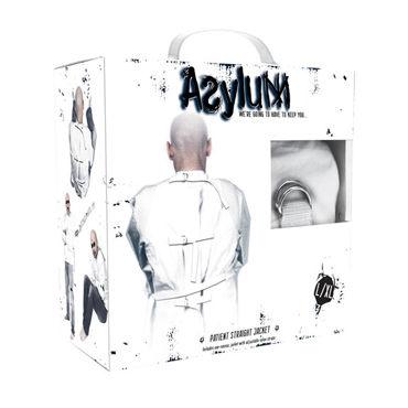 Topco Asylum Patient Straight Jacket Смирительная рубашка Asalum
