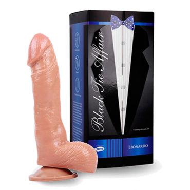 Topco Black Tie Affair Leonardo Фаллоимитатор на присоске