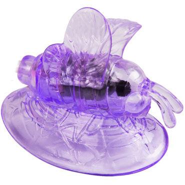 Baile ButterflyClitoralPump Стимулятор клитора с вакуумным массажом и вибрацией