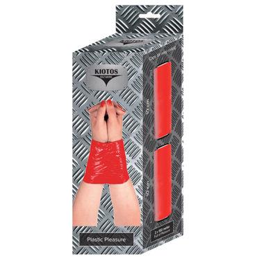 O-Products Рулон с лентой, красный Для безопасной фиксации, 2 шт