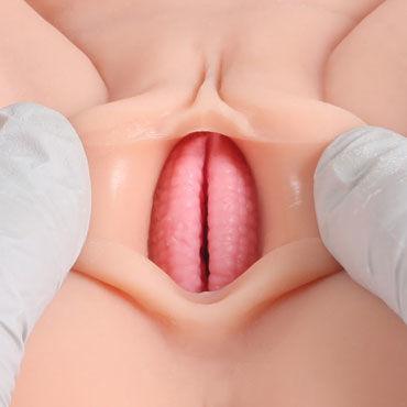 Kokos Victoria Кукла-мастурбатор с вагиной и анусом