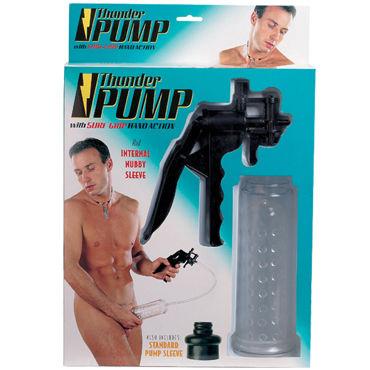 Gopaldas Thunder Pump, Помпа с эспандером