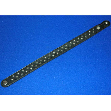 Beastly ошейник-полоска C металлическими заклепками, узкий