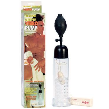 Gopaldas Vibro Pump Помпа с вибрацией